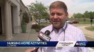 Local home trying to keep seniors social [Video]