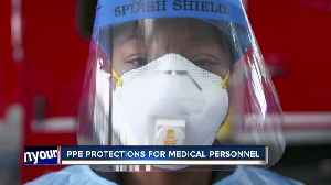 Exploring protections for medical personnel surrounding personal protective equipment [Video]