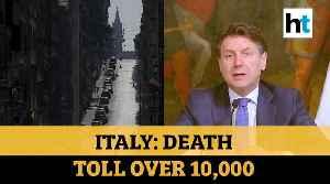 'Italy has exceeded 10,000 virus deaths': Italian PM Giuseppe Conte [Video]