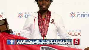 Curtain Call: Austin Peay Women's Track & Field [Video]