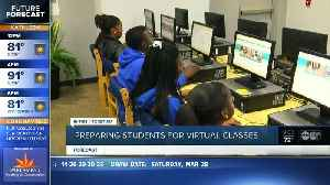 Preparing students for virtual classes [Video]