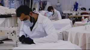 COVID-19: Lebanon businesses help overwhelmed hospitals [Video]