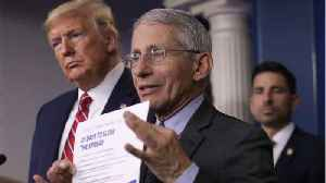 Fauci Warns US Could Reach 200,000 Coronavirus Cases