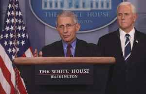 Fauci warns U.S. could face 200,000 coronavirus deaths