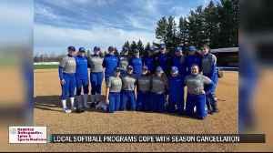 Hamilton and Utica College softball [Video]