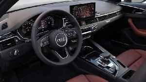 2020 Audi A4 Interior Design [Video]
