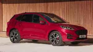 2020 Ford Kuga Exterior Design [Video]