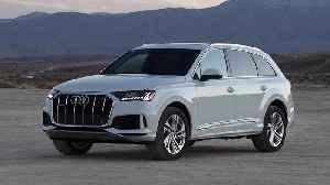 2020 Audi Q7 Design Preview [Video]