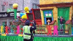 'Sesame Street' Offering Free Resources to Families During Covid-19 [Video]
