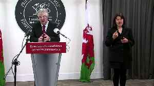 Welsh First Minister announces £500m 'crisis fund' [Video]