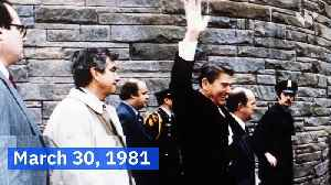 This Day in History: President Reagan Is Shot [Video]