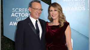 Rita Wilson calls herself a 'Covid-19 survivor' as she celebrates the beauty of life [Video]