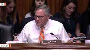 Report: DOJ Probes Senator Burr's Stock Activity Before Coronavirus Crisis [Video]