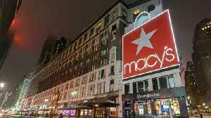 Macy's Forced To Furlough Nearly 130,000 Employees [Video]