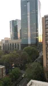 Apartment Buildings Applaud Essential Workers in Atlanta [Video]
