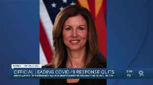 Leader of Arizona's response to the COVID-19 pandemic quits [Video]