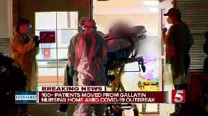Second resident of Gallatin nursing home dies from COVID-19 [Video]