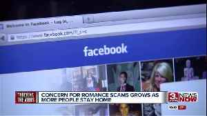 Concern for romance scams grows as more people stay home [Video]