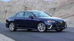 2020 Audi A4 Exterior Design [Video]