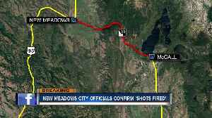 "Officials confirm ""shots fired"" incident in Adams County, stretch of Highway 55 closed [Video]"