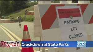 Crackdown At State Parks [Video]