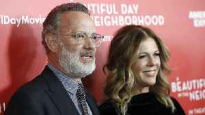 Trending: Tom Hanks and Rita Wilson return to America after being diagnosed with coronavirus in Australia, Paris Hilton and Nico [Video]