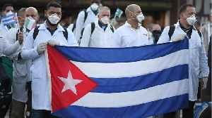 Cuba sends doctors worldwide in coronavirus fight [Video]