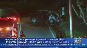 One Person Injured In Ross Township Accident [Video]