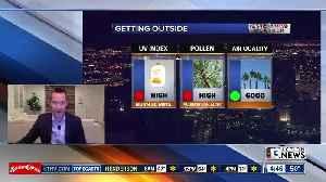 13 First Alert Las Vegas morning forecast   Mar. 30, 2020 [Video]