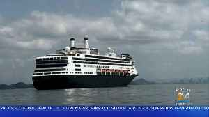 Holland America Cruise Ships Hoping To Off South Florida In Next Few Days [Video]