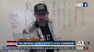 Online bingo game supports local businesses [Video]