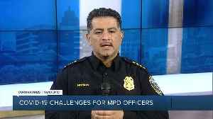 Milwaukee Police Chief Alfonso Morales on 'Safer at Home' enforcement [Video]