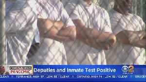 More Jail Deputies, An Inmate Positive For Coronavirus In Riverside County [Video]