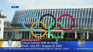 IOC Announces New Dates For Summer Olympic Games [Video]