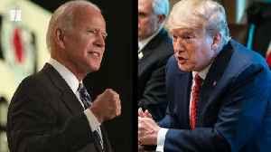 Biden Rebukes Trump Over Coronavirus Mask Claim [Video]