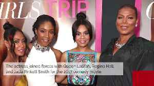 Tiffany Haddish: Girls Trip cast may reunite for a 'different story' [Video]