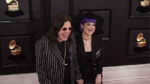 Kelly Osbourne shares hopeful health update on rocker dad Ozzy Osbourne
