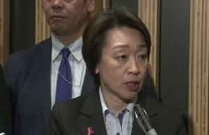 Japanese Olympics Minister welcomes new dates for the Tokyo Games next year [Video]