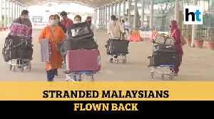 Amid lockdown, stranded Malaysian citizens board special flight from Amritsar [Video]