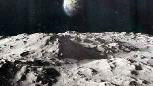 A Moon Base Could Be Built Using Settlers' Urine [Video]