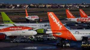 EasyJet grounds entire fleet due to coronavirus pandemic