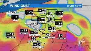 KDKA-TV Afternoon Forecast (3/30) [Video]