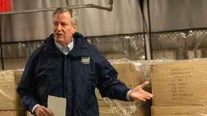 New York City Mayor Death Toll Will Rise If City Doesn't Receive Medical Supplies