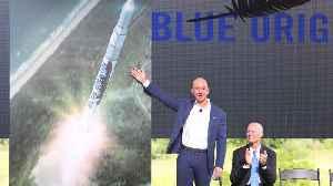 Jeff Bezos' Blue Origin Rocket Company Deemed Essential During Coronavirus Outbreak [Video]