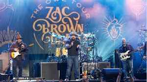 Zac Brown Cancels Tour And Sends Strong Message To Parents [Video]