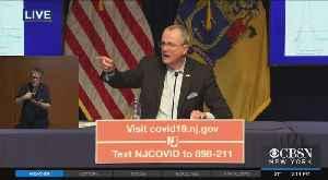Coronavirus Update: New Jersey Gov. Murphy Updates On COVID-19 Measures [Video]