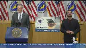 Massachusetts Prepares For Coronavirus Surge In Mid-April [Video]