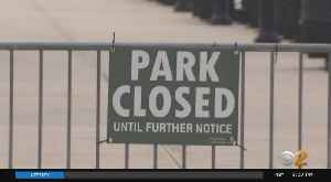 Hoboken Parks Closed To Enforce Social Distancing [Video]
