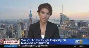 Macy's To Furlough Majority Of 130,000 Employees [Video]