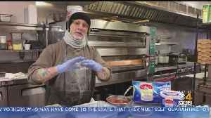 Providence Restaurant Offers Pizza Kits, Cooking Lessons During Coronavirus Crisis [Video]